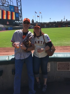 20150827 Giants Game