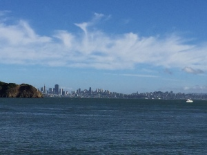 Bay View of SF