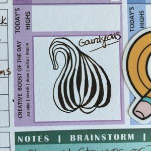 Gourdgeous Planner
