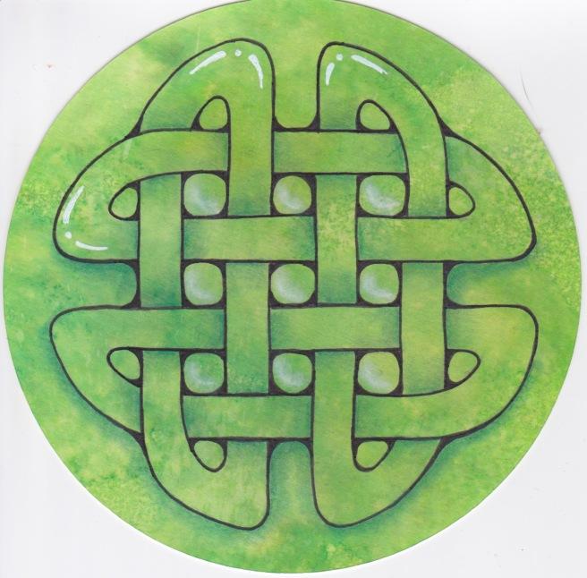 green-zendala-knot