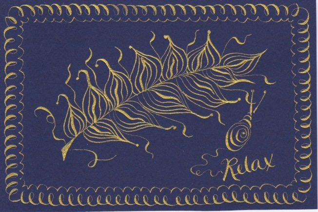 TU Gold Feather