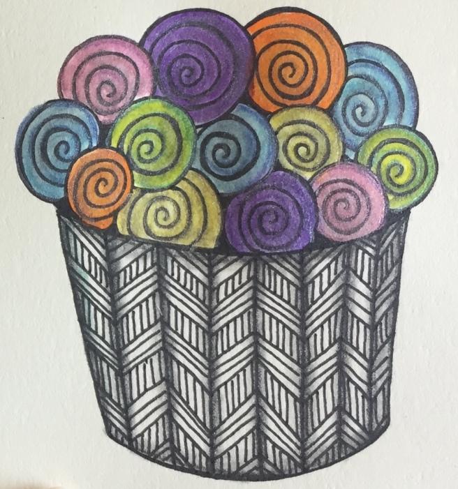 Zigmajig Cupcake